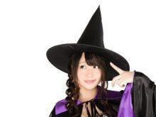 魔術師のコスプレ女性