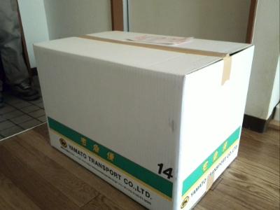 段ボール箱梱包
